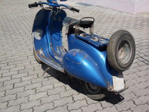 MOTOVESPA VT 125 - BJ. 1956 VB. 3650.- €